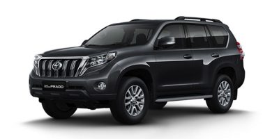 Toyota LC PRado Uzcudun