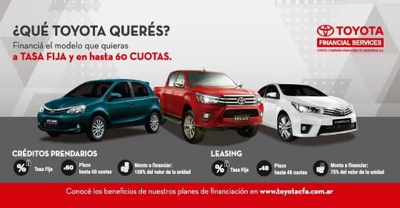Financiación Toyota Uzcudun