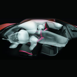 Toyota 86 Airbags