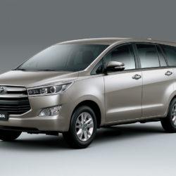 Exterior Toyota Innova