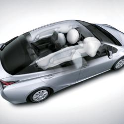 Airbags Toyota Prius