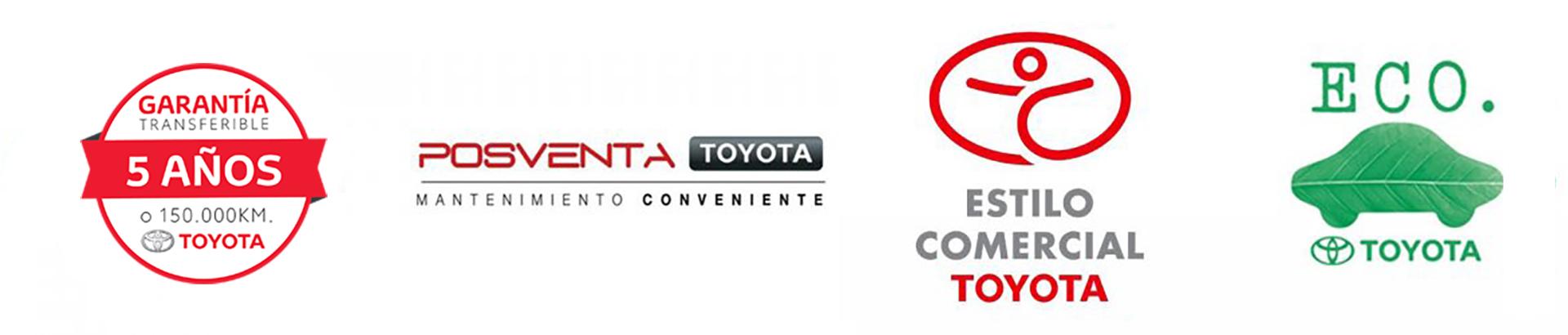 Toyota Uzcudun Concesionaria Oficial