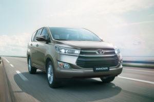 Toyota Innova Uzcudun